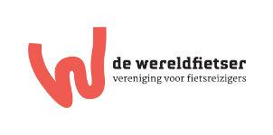Logo vereniging de Wereldfietser